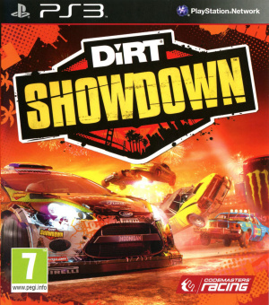 DiRT Showdown sur PS3