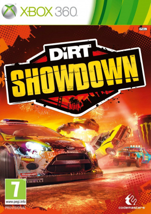 DiRT Showdown sur 360