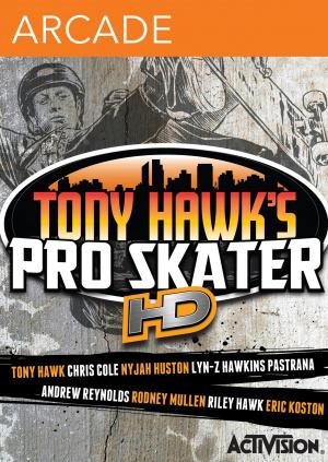 Tony Hawk's Pro Skater HD sur 360