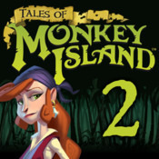 Tales of Monkey Island - Chapter 2 : The Siege of Spinner Cay sur iOS