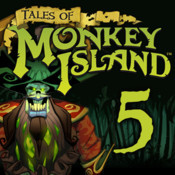 Tales of Monkey Island - Chapter 5 : Rise of the Pirate God sur iOS