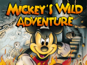 Mickey's Wild Adventure sur PSP