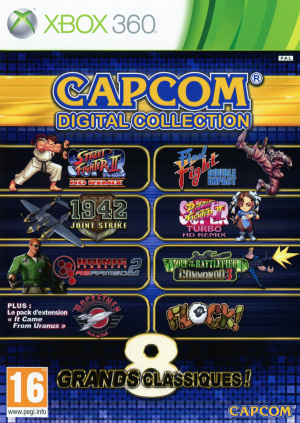Capcom Digital Collection sur 360