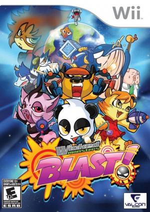 Wicked Monsters Blast! sur Wii