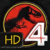 Jurassic Park : The Game - Episode 4 : Les Survivants sur iOS