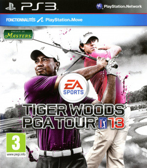 Tiger Woods PGA Tour 13 sur PS3
