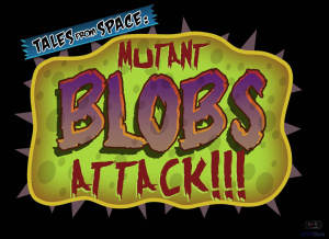 Jaquette de Tales from Space : Mutant Blobs Attack
