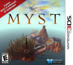 Myst sur 3DS
