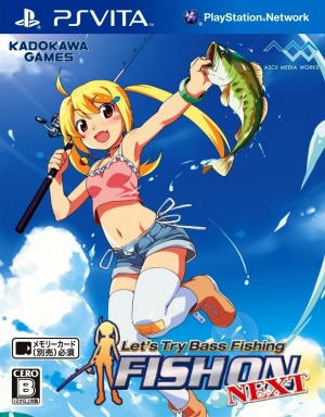 Let's Fish! Hooked On sur Vita