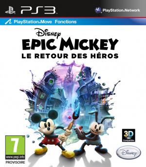 Epic Mickey : Le Retour des Héros sur PS3