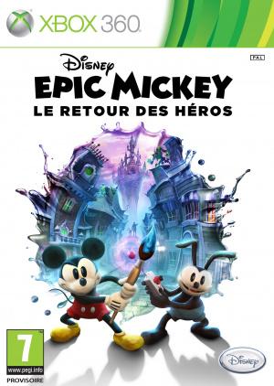 Epic Mickey : Le Retour des Héros sur 360