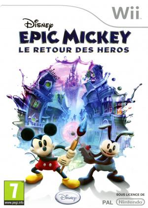 Epic Mickey : Le Retour des Héros sur Wii
