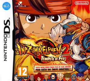 Inazuma Eleven 2 : Tempête de Feu sur DS