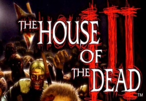 The House of the Dead III sur PS3
