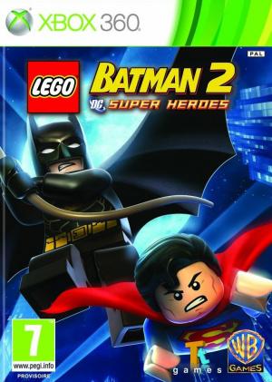 LEGO Batman 2 : DC Super Heroes sur 360