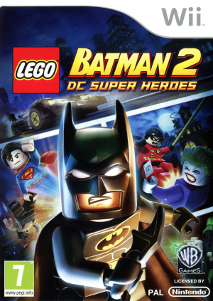 LEGO Batman 2 : DC Super Heroes sur Wii