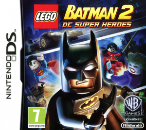 LEGO Batman 2 : DC Super Heroes sur DS