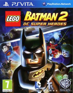 LEGO Batman 2 : DC Super Heroes sur Vita