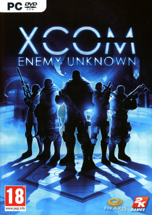 XCOM : Enemy Unknown sur PC