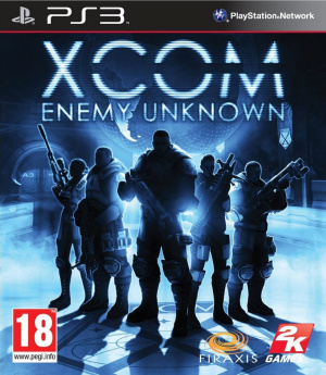 XCOM : Enemy Unknown sur PS3