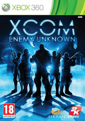 XCOM : Enemy Unknown sur 360