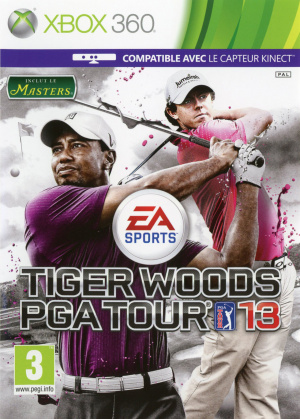 Tiger Woods PGA Tour 13 sur 360