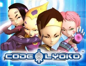 Code Lyoko sur Web