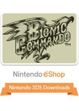 Bionic Commando sur 3DS