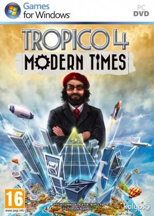 Tropico 4 : Modern Times sur PC