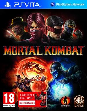 Mortal Kombat sur Vita