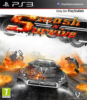 Smash 'N' Survive sur PS3