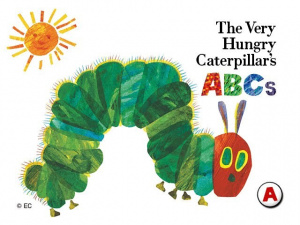 The Very Hungry Caterpillar's ABCs sur Wii