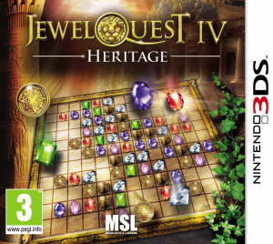 Jewel Quest IV : Heritage sur 3DS