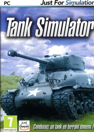 Tank Simulator sur PC