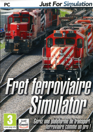 Fret Ferroviaire Simulator sur PC