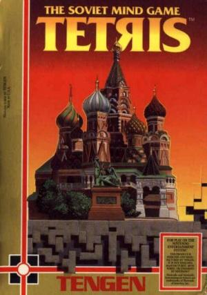 Tetris - The Soviet Mind Game sur Nes