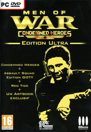 Men of War : Condemned Heroes sur PC
