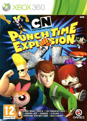 Cartoon Network : Punch Time Explosion XL sur 360