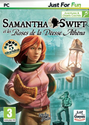 Samantha Swift and the Hidden Roses of Athena sur PC