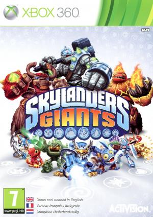 Skylanders Giants sur 360
