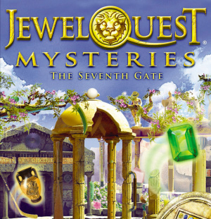Jewel Quest Mysteries III : The Seventh Gate sur 3DS