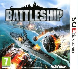 Battleship sur 3DS
