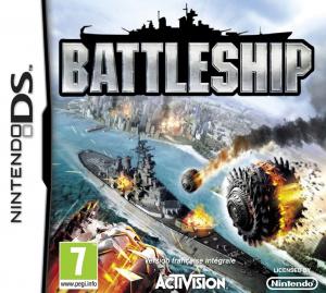 Battleship sur DS