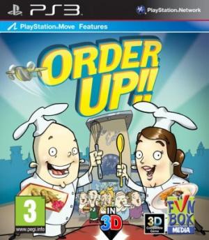 Order Up !! sur PS3
