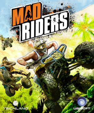Mad Riders sur PS3