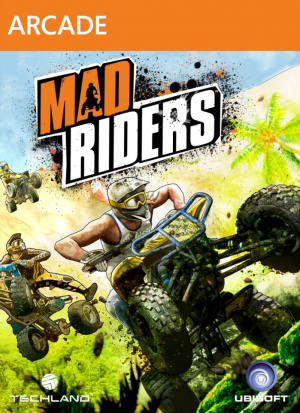 Mad Riders sur 360