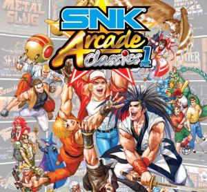 SNK Arcade Classics Vol. 1 sur PS3