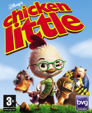Chicken Little sur PS3