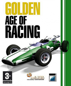 Golden Age of Racing sur PS3