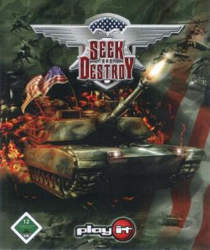 Seek and Destroy sur PS3